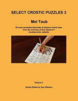 Omslag - Select Crostic Puzzles 3