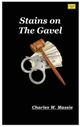 Omslag - Stains on the Gavel