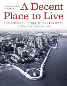 A Decent Place to Live av Jane Roessner (Heftet)