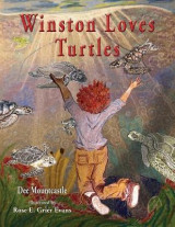 Omslag - Winston Loves Turtles