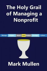 Omslag - The Holy Grail of Managing a Nonprofit