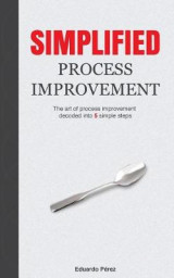 Omslag - Simplified Process Improvement