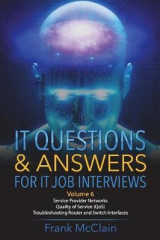 Omslag - It Questions & Answers for It Job Interviews