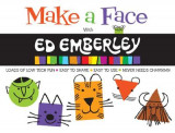 Omslag - Make a Face with Ed Emberley Popular Edition