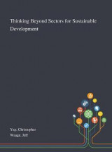 Omslag - Thinking Beyond Sectors for Sustainable Development