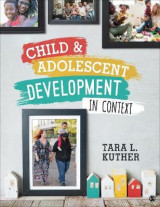 Omslag - Child and Adolescent Development in Context