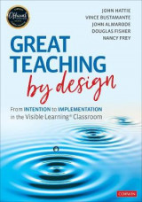 Omslag - Great Teaching by Design