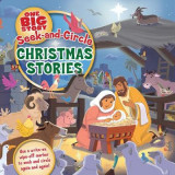 Omslag - Seek-and-Circle Christmas Stories