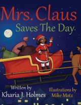 Omslag - Mrs. Claus Saves The Day
