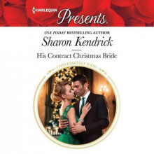 His Contract Christmas Bride av Sharon Kendrick (Lydbok-CD)