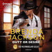 Duty or Desire av Brenda Jackson (Lydbok-CD)