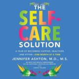 Omslag - The Self-Care Solution Lib/E