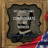 Omslag - Recollections of a Confederate Staff Officer