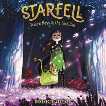 Starfell: Willow Moss & the Lost Day av Dominique Valente (Lydbok-CD)