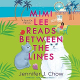 Omslag - Mimi Lee Reads Between the Lines