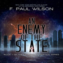 An Enemy of the State av F Paul Wilson (Lydbok-CD)