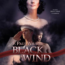 Black Wind av F Paul Wilson (Lydbok-CD)