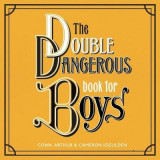 Omslag - The Double Dangerous Book for Boys Lib/E