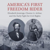 Omslag - America's First Freedom Rider