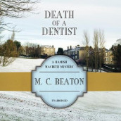 Death of a Dentist av M C Beaton (Lydbok-CD)