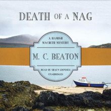 Death of a Nag av M C Beaton (Lydbok-CD)