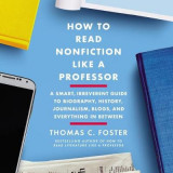Omslag - How to Read Nonfiction Like a Professor