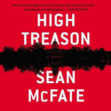 High Treason av Sean McFate (Lydbok-CD)