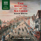 The Wealth of Nations av Adam Smith (Lydbok-CD)