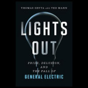 Lights Out av Thomas Gryta og Ted Mann (Lydbok-CD)