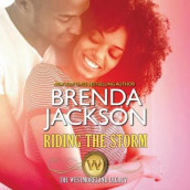 Riding the Storm av Brenda Jackson (Lydbok-CD)