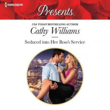 Seduced Into Her Boss's Service av Cathy Williams (Lydbok-CD)