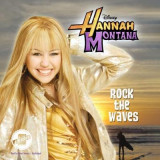 Omslag - Hannah Montana: Rock the Waves
