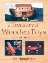 Omslag - A Treasury of Wooden Toys, Volume 2