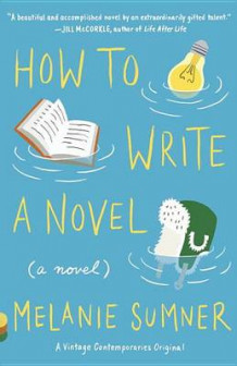 How to Write a Novel av Melanie Sumner (Heftet)