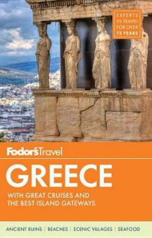 Greece av Fodor's Travel Guides (Heftet)
