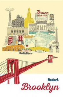 Brooklyn av Fodor's Travel Guides (Heftet)