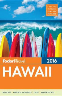 Fodor's Hawaii av Fodor's Travel Guides (Heftet)