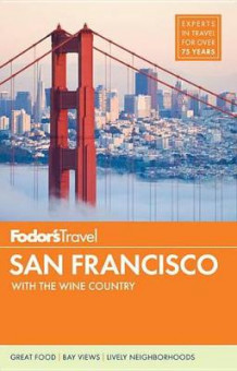 Fodor's San Francisco av Fodor's Travel Guides (Heftet)