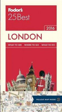Fodor's London 25 Best av Fodor's Travel Guides (Heftet)