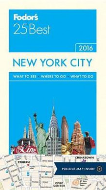 Fodor's New York City 25 Best av Fodor's Travel Guides (Heftet)