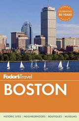 Omslag - Fodor's Boston