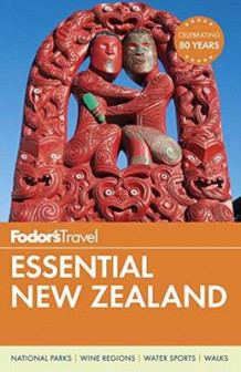 Fodor's Essential New Zealand av Fodor's Travel Guides (Heftet)