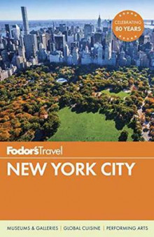 Fodor's New York City av Fodor's Travel Guides (Heftet)