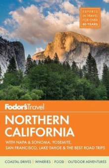 Fodor's Northern California av Fodor's Travel Guides (Heftet)