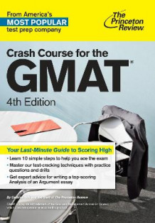 Crash Course for the GMAT av Princeton Review (Heftet)