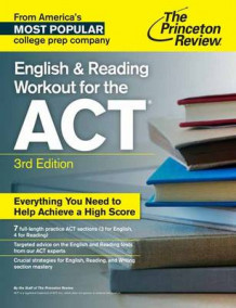 English And Reading Workout For The Act, 3Rd Edition av Princeton Review (Heftet)