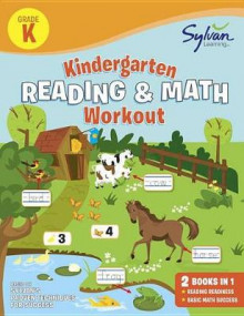 Kindergarten Reading & Math Workout av Sylvan Learning (Heftet)