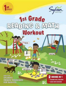1st Grade Reading & Math Workout av Sylvan Learning (Heftet)
