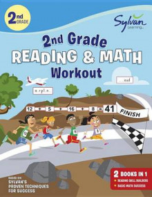 2nd Grade Reading & Math Workout av Sylvan Learning (Heftet)