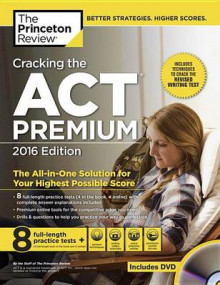 Cracking the Act Premium Edition: 2016 Edition av Princeton Review (Heftet)